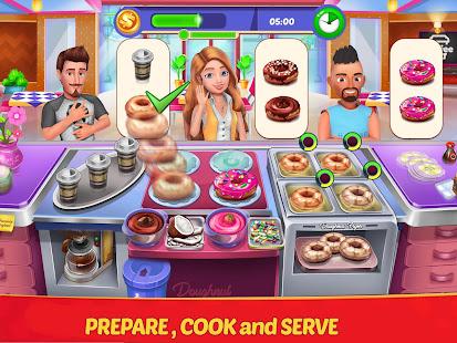 Restaurant Master : Kitchen Chef Cooking Game 1.6 Screenshots 14