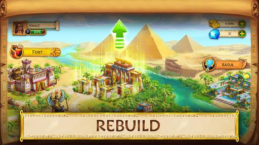 Jewels of Egypt: Gems & Jewels Match-3 Puzzle Game 1.9.900 screenshots 18
