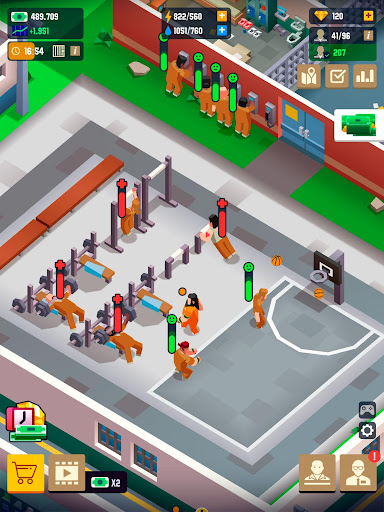 Prison Empire Tycoon - Idle Game screenshots 11