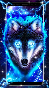 Lonely Howl Wolf HD