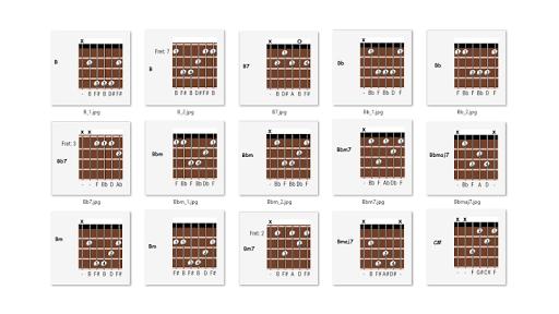 chord guitar offline screenshot 2