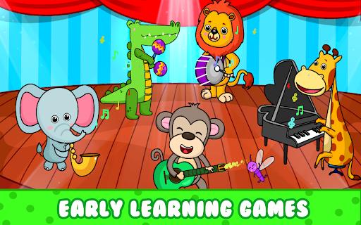 Balloon Pop Kids Learning Game Free for babies  screenshots 5