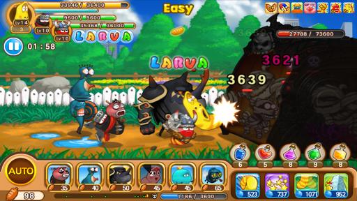 Larva Heroes: Lavengers2020 1.5.1 screenshots 2