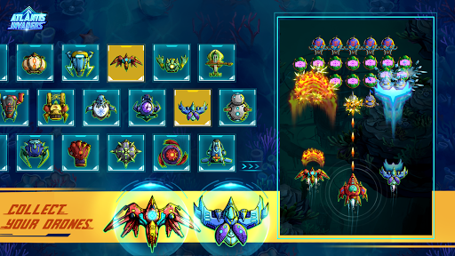 Atlantis Invaders apkpoly screenshots 8