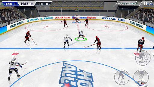 Hockey All Stars 1.5.4.365 screenshots 1