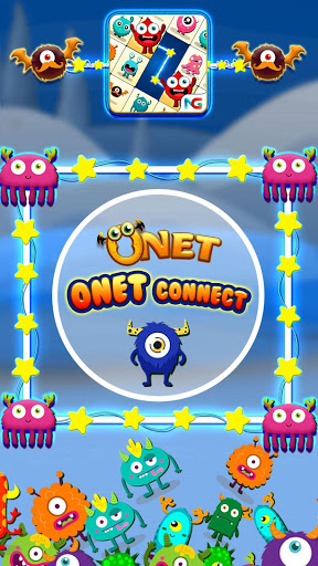 Onet Connect Monster - Play for fun apkslow screenshots 17