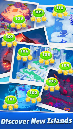 Solitaire TriPeaks: Sea Island - Free Card Games 1.1.2 screenshots 13