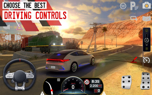 Driving School Sim - 2020  screenshots 24