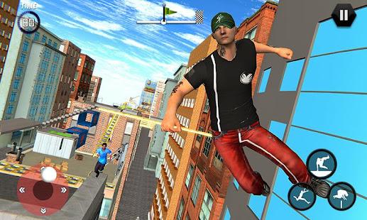 City Rooftop Parkour 2019: Free Runner 3D Game 1.4 Screenshots 3