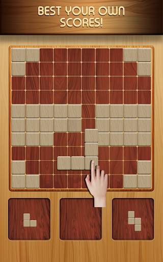 Block Puzzle Wood 1010: Classic Free puzzledom 3.05 screenshots 3