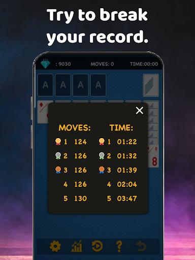 Solitaire - Enjoy card Game  screenshots 3