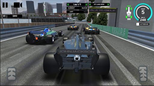 Ala Mobile GP - Formula cars racing screenshots 15