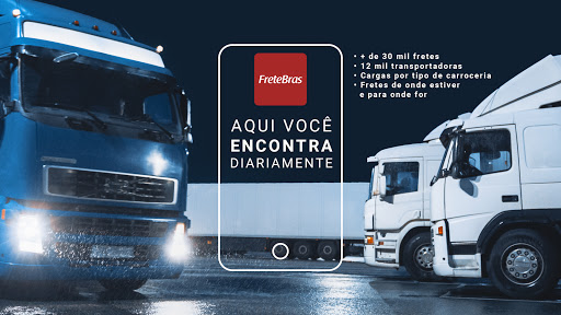 FreteBras: Encontre Cargas Com Rapidez android2mod screenshots 1
