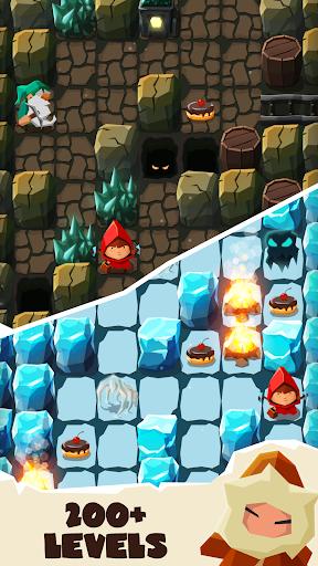 Bring me Cakes - Fairy Maze Swipe, Sokoban tribute 1.82 screenshots 2