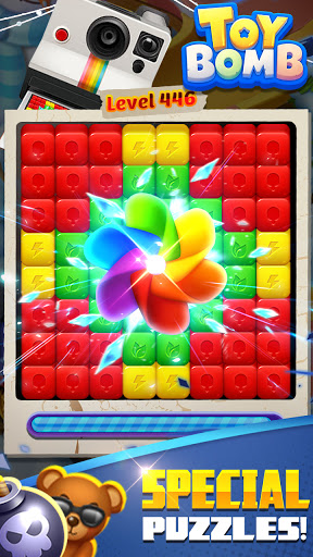 Toy Bomb: Blast & Match Toy Cubes Puzzle Game  screenshots 2