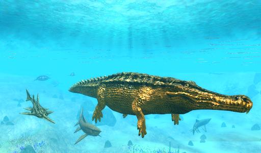 Sarcosuchus Simulator screenshots 12