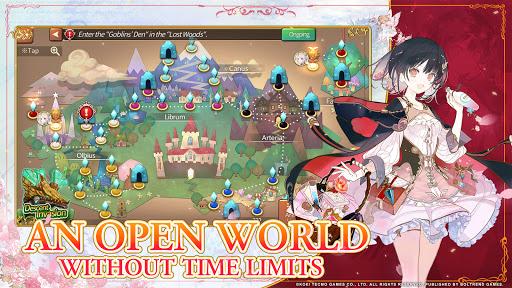 Atelier Online: Alchemist of Bressisle  screenshots 3