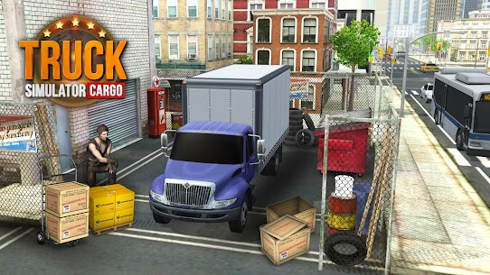 Truck Simulator Cargo  For Pc   How To Install (Windows & Mac) 1