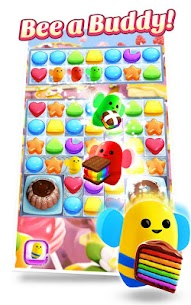 Cookie Jam Blast Mod Apk New Match 3 (Unlimited Lives) 4