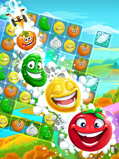 Funny Farm match 3 Puzzle game! 1.59.0 screenshots 14