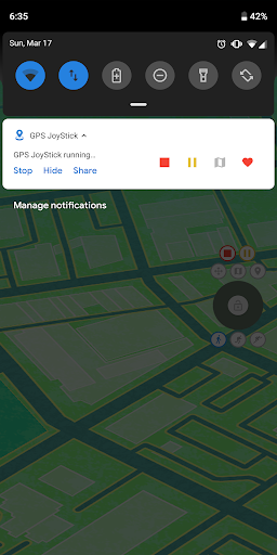 Fake GPS Location - GPS JoyStick 4.3 Screenshots 14
