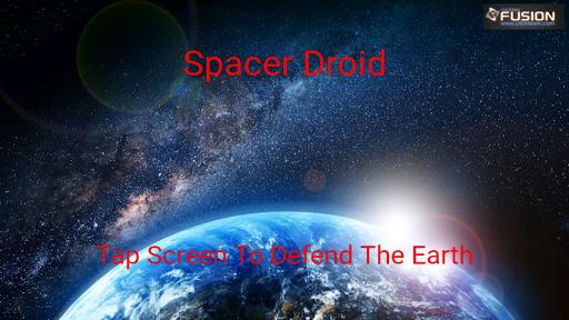 spacer droid screenshot 1