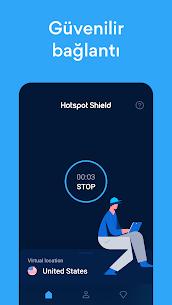 Hotspot Shield Full + Premium apk indir v8.2.1 4