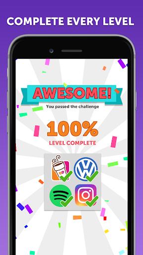 Logomania: Guess the logo - Quiz games 2021 3.1.8 Screenshots 10