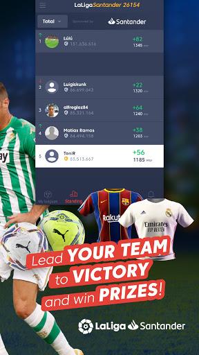 LaLiga Fantasy MARCAufe0f 2021: Soccer Manager 4.4.7 screenshots 8