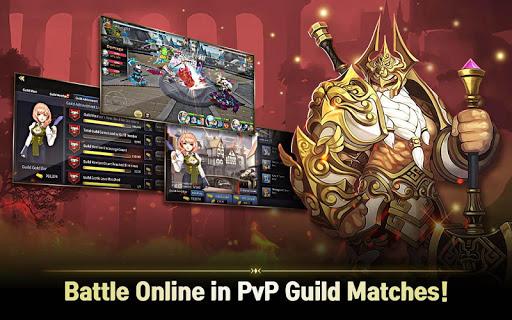 Soul Seeker: Six Knights u2013 Strategy Action RPG screenshots 16
