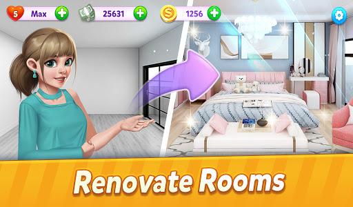 Home Design: House Decor Makeover apkpoly screenshots 11