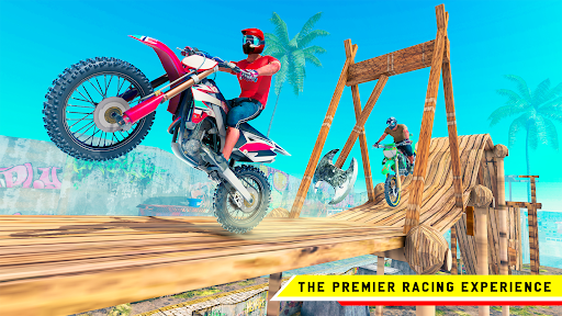 Stunt Bike 3D Race - Bike Racing Games apkpoly screenshots 7