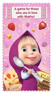Masha and Bear: Cooking Dash MOD (Paid Characters Unlocked ) 2