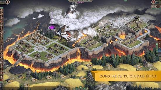 Arkheim - Realms at War: Schermata MMO, guerra e strategia