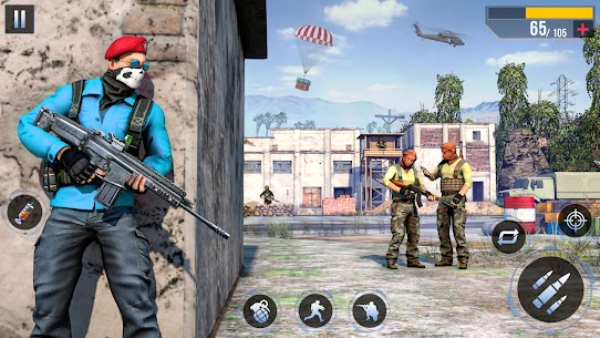 Real Commando Mission – Free Shooting Games 2020 v5.1 (Mod Money) 5