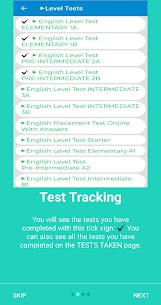 English Level Tests A1 For Pc, Windows 7/8/10 And Mac Os – Free Download 2