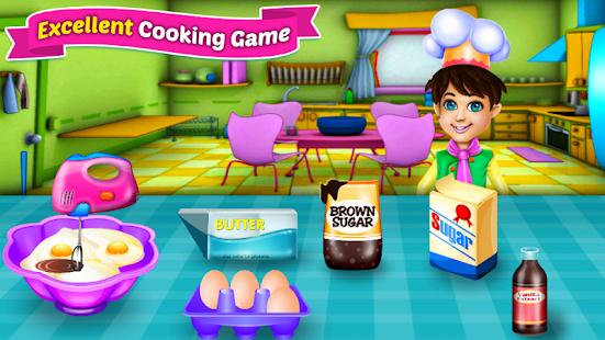 Baking Cupcakes - Cooking Game 7.2.64 screenshots 1