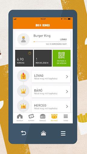 BURGER KINGu00ae Magyarorszu00e1g 1.0.78 Screenshots 4