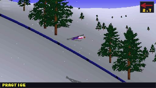 Deluxe Ski Jump 2 1.0.5 Screenshots 4