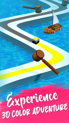 Line Color Game: 3D Adventure  screenshots 6