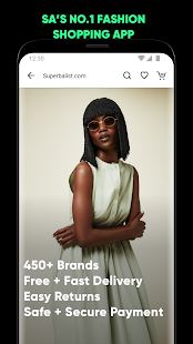 Superbalist.com   The No.1 Online Shopping App 3.15.3 Screenshots 1