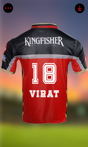 make my cricket jersey screenshot 3