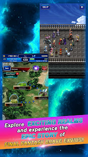 Mod Game FINAL FANTASY BRAVE EXVIUS for Android