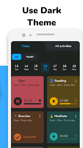 Timecap Mod Apk: Habit tracker & Motivation (Prime Features Unlocked) 7