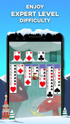 Yukon Russian u2013 Classic Solitaire Challenge Game 1.3.0.291 screenshots 4