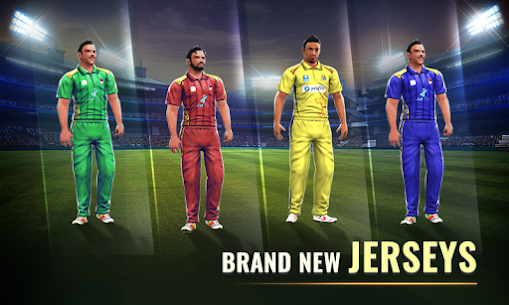 Sachin Saga Cricket Champions APK Download 5