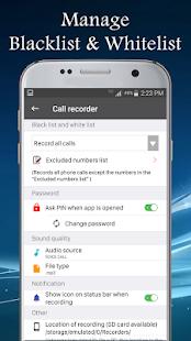 Call recorder hide app