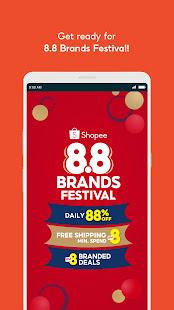 Shopee 8.8 Brands Festival 2.74.17 Screenshots 2