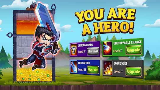 Hero Wars APK MOD HACK (Dinero Ilimitado) 2
