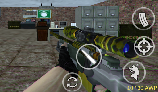 Critical Strike Ops Online Fps 2.6 screenshots 1